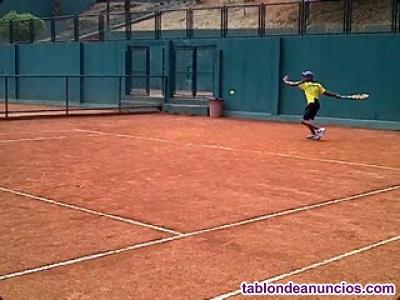 Clases de tenis - principiantes, intermedios, avanzados...