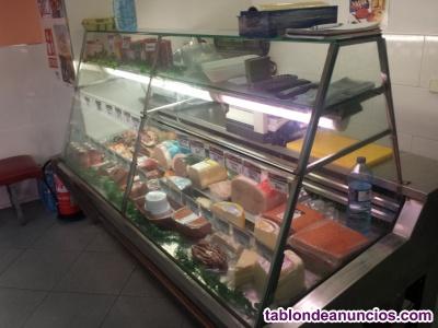 Traspaso con venta de local carniceria-charcuteria