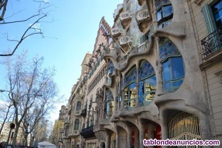 Traspaso peluquería y estética zona alta barcelona gracia