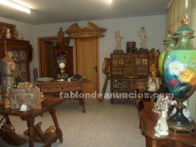 Venta de antiguedades,restauracion,venta de material derribo