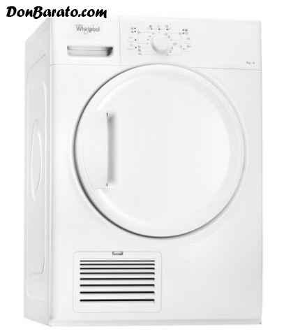 Secadora de condensacion whirlpool ddlx