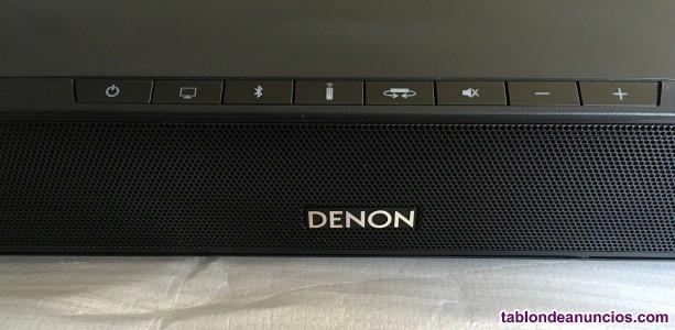 Barra de sonido denon dht-t110 totalmente nueva