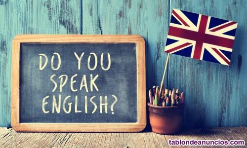 Clases inglés, francés y apoyo general