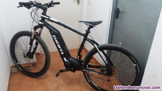 Vendo bicicleta de montaña electrica