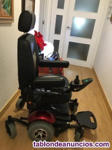 Vendo silla electrica casi nueva
