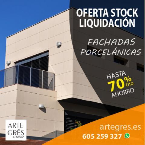 Liquidación de stock