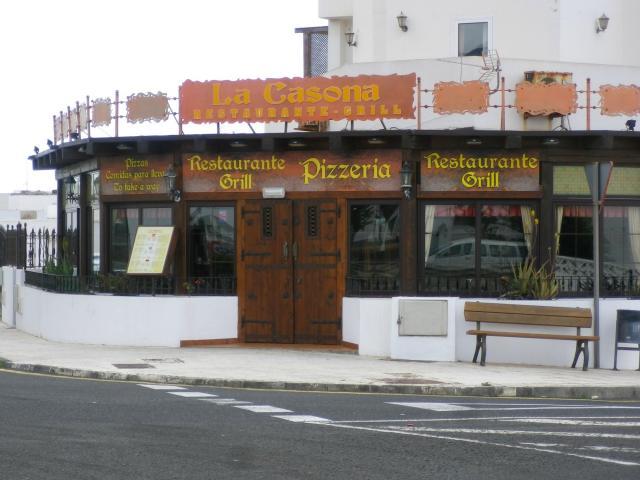 Se traspasa restaurante en Avenida Central de Tías,