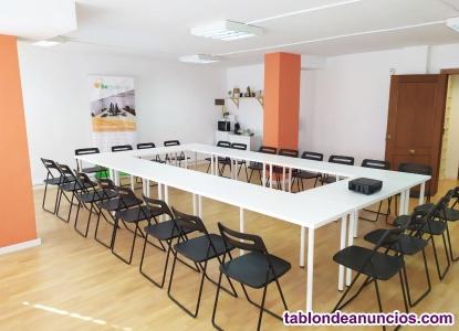 Alquiler de sala de formación 10 €/ hora