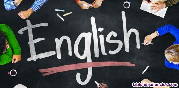 Clases de inglés primaria,eso