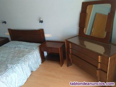 Dormitorio nórdico biok matrimonio