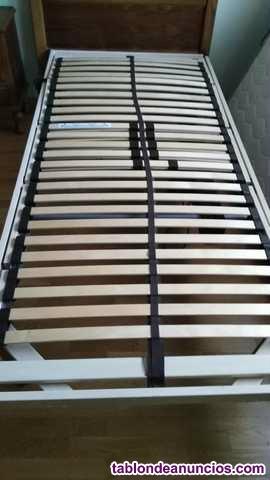 Se vende cama articulada y colchón