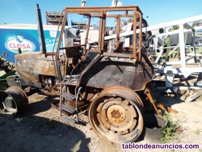 Desguace de tractor deutz fahr