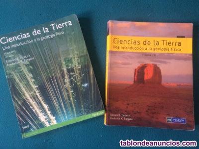Libros ciencias ambientales uned - ciencias de la tierra vol