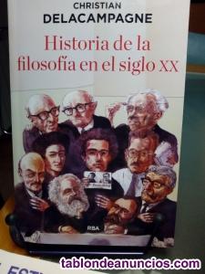 Vendo historia de la filosofia en el siglo xx. Christian