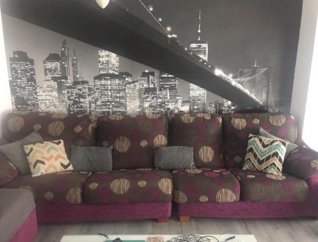 Urge Sofa de 4 plazas