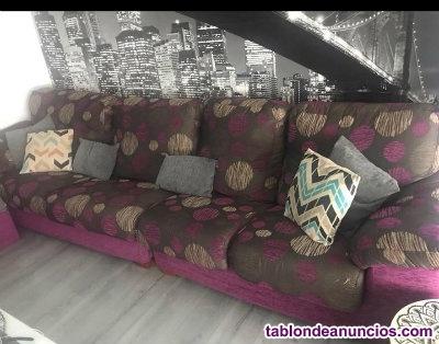 Urge sofa 4 plazas