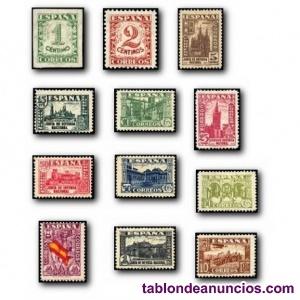 Vendo colección completa de sellos