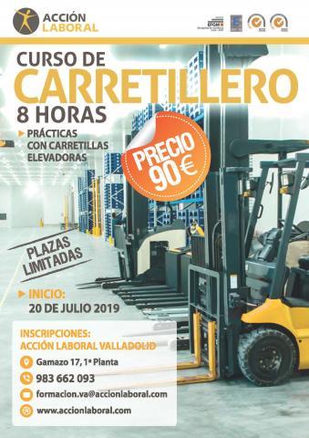 OPERADOR DE CARRETILLAS ELEVADORAS