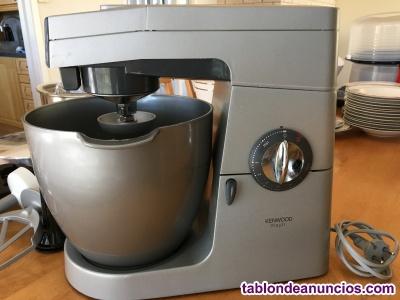 Robot de cocina kenwood major