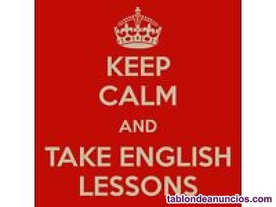 Clases de inglés para estudiantes en primaria o eso
