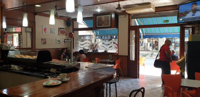 Traspaso Bar Cafeteria