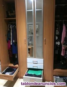 Armario dormitorio juvenil