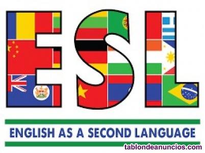 Clases particulares de inglés online con profe nativo