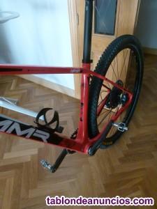 Vendo bicicleta mmr rakish . Talla m