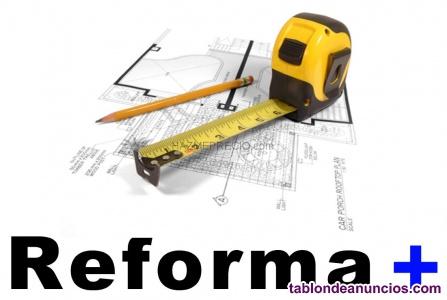Solicitamos empresa de reformas