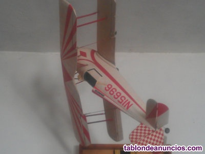 Varios modelos aviones