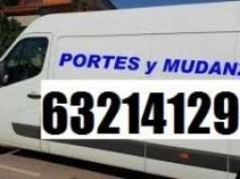 TRANSPORTES Y MUDANZAS AL MEJOR PRECIO