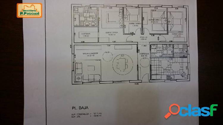 140.000 € Chalet en Construcción en Venta en Aspe