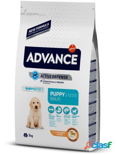Advance Pienso Puppy Maxi Pollo y Arroz 12 Kg
