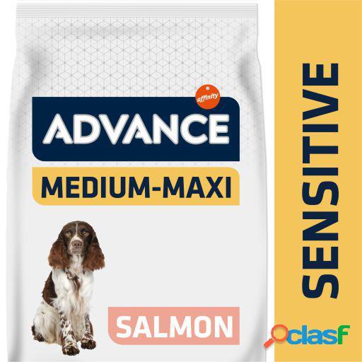 Advance Pienso Sensitive Salmón y Arroz 3 Kg
