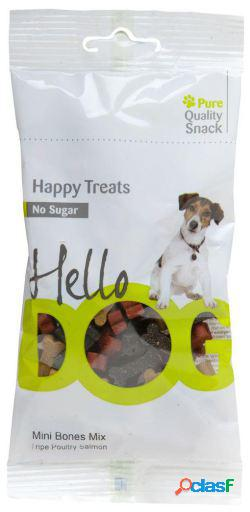 Agrobiothers Mini Bones Mix Hellodog 100 gr
