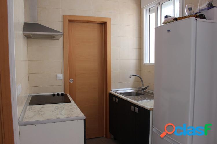 Alquiler de piso en San diego, amueblado, 2 dormitorios