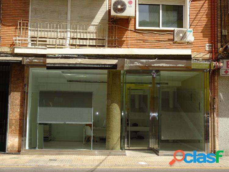 Alquiler, local comercial en plaza de España