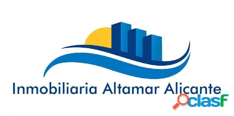 Altamar vende amplio piso en el centro de Alicante, junto al