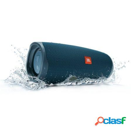 Altavoz bluetooth jbl charge 4 blue - 30w - ipx7 resist. al