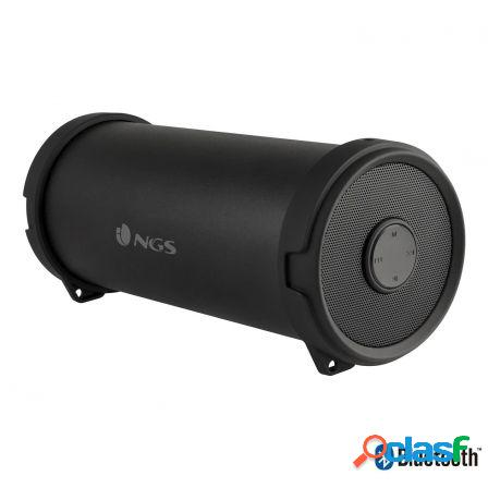 Altavoz bluetooth ngs roller flow mini - 10w - radio fm -