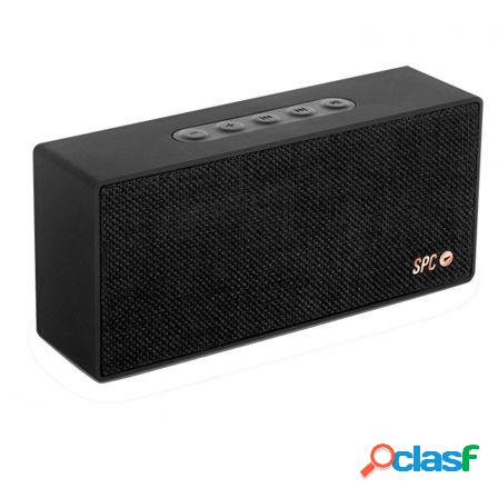 Altavoz bluetooth spc bang speaker negro - bt v2.1 - 8w -