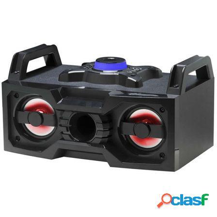 Altavoz boombox bluetooth denver btb-60 - fm - 6w rms - aux