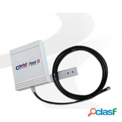 Antena planar 11'5dbi a 2,4ghz con 3 metros cable smarp
