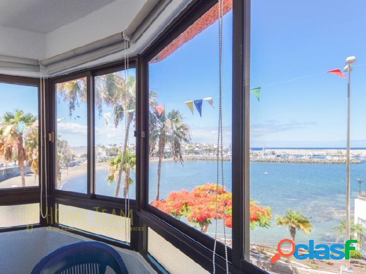 Apartamento céntrico en primera línea del mar en