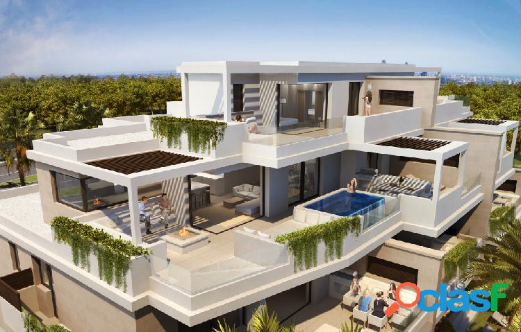 Apartamento de Obra Nueva en Venta en Estepona Málaga