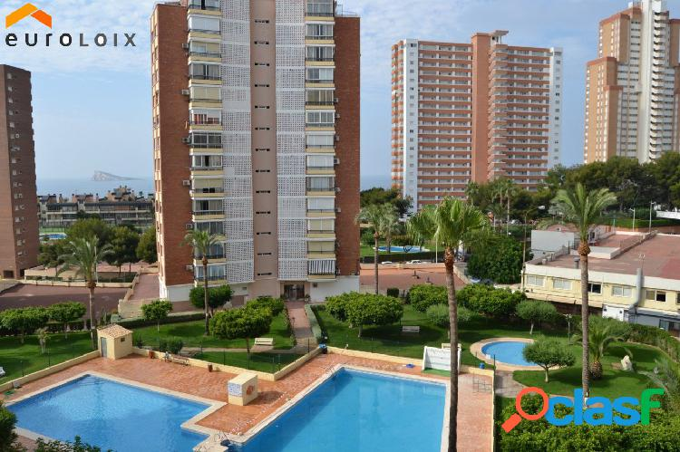Apartamento para entrar a vivir en Poniente www.euroloix.com