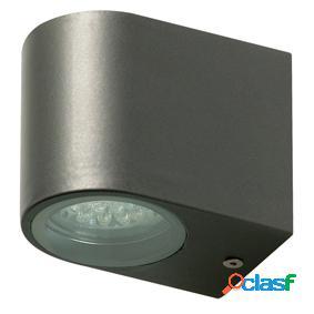 Aplique led de pared de acero inoxidable para exterior