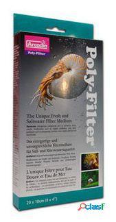 Aquarium Systems Filtro para Acuario Polyfilter 20x10 Cm