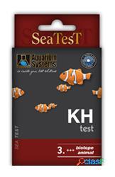 Aquarium Systems kit de prueba Sea Test Kh