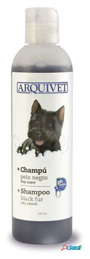 Arquivet Champu Pelo Negro 250 ml